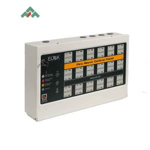 EF-520.14 - مرکز کنترل اعلام حریق ۱۴ زون Eltek برند ANA