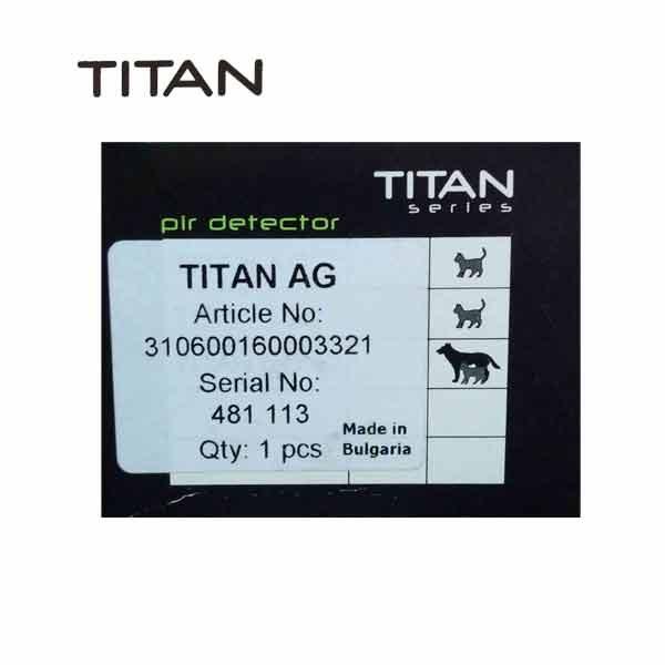 چشمی وزنی Titan