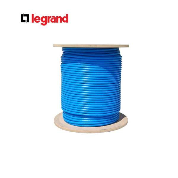 کابل شبکه CAT6 بدون تست لگراند - Legrand (تمام آلیاژ - گرید B)